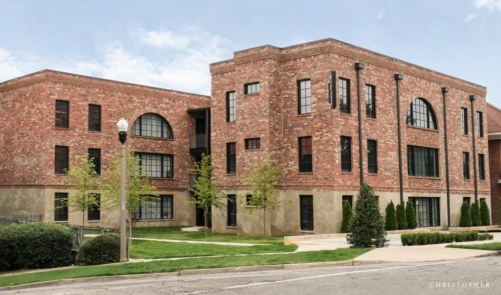 Christopher Architecture and Interiors Lofts on 15th Commercial Real Estate Apartment Building