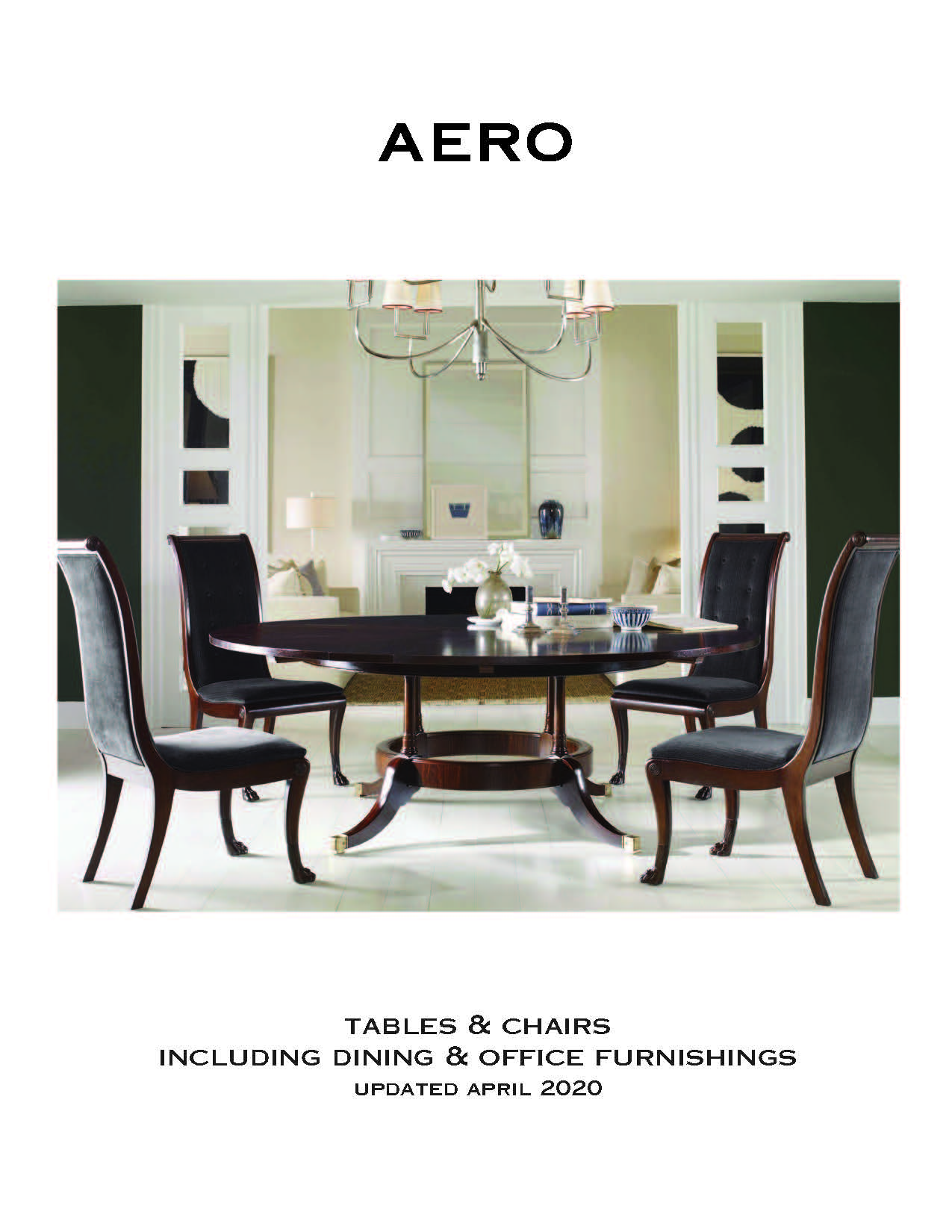 AERO Dining Office Furniture Cover