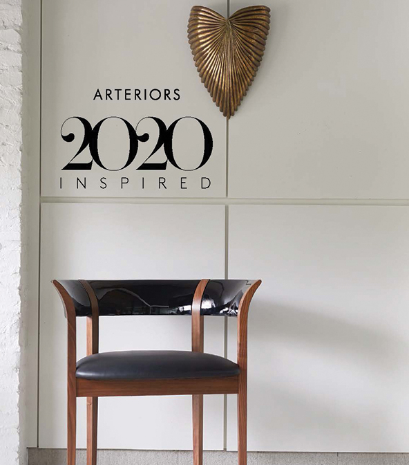Arteriors Catalog_2020 Lookbook Cover