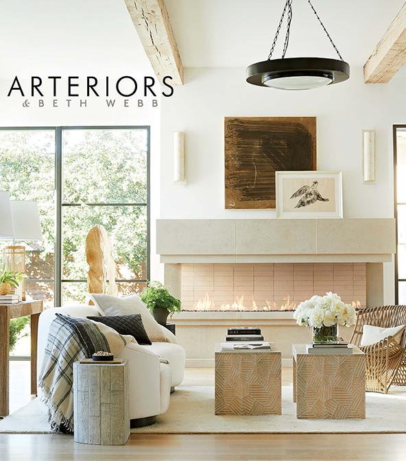 Arteriors Catalog_Arteriors x BethWebb Brochure 2020 Cover