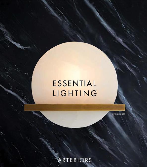 Arteriors Catalog_Essential Lighting Cover