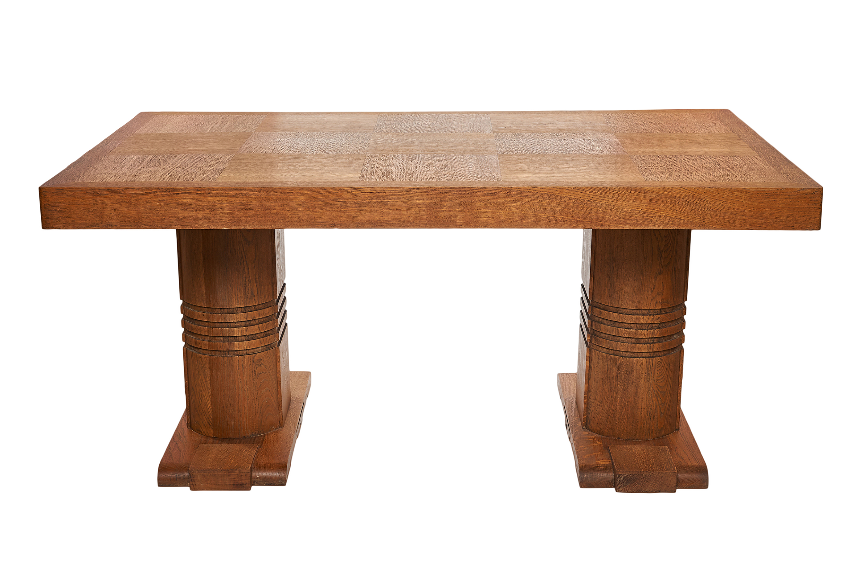 t brown Image 3_Dudouyt Dining Table