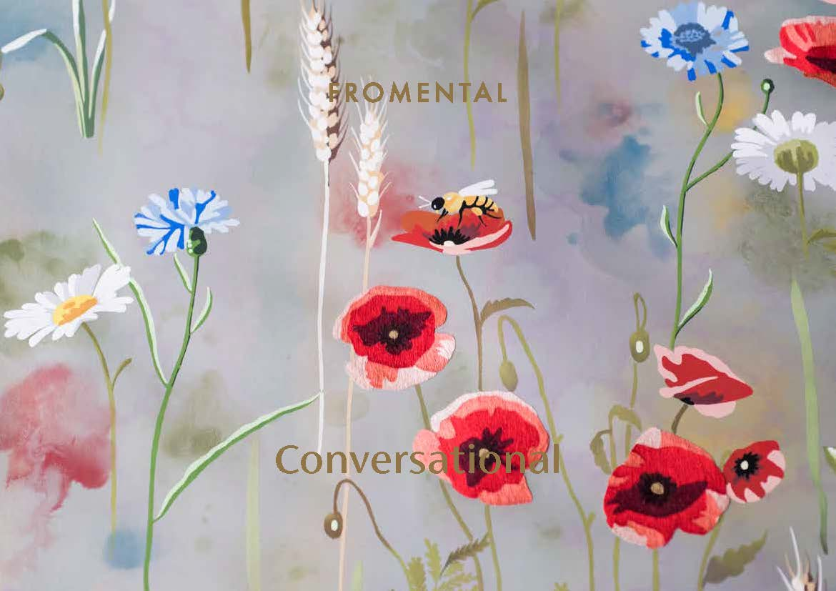 Fromental Catalog_Conversational Cover