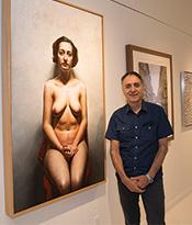 ASL Painting Naked Woman and Artist Thumbnail