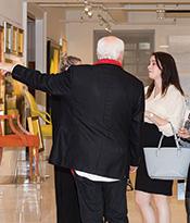 The Gallery at 200 Lex_Barry Lantz_Explaining Reds Thumbnail