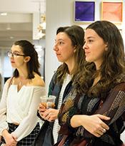 The Gallery at 200 Lex_Barry Lantz_NYSID Students listening Thumbnail