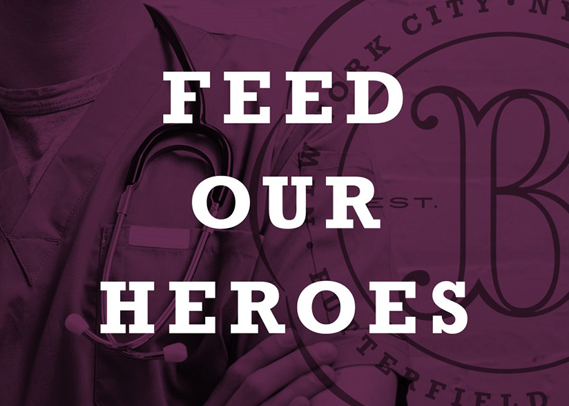 Butterfield Feed Our Heroes