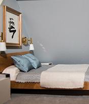 Dollhouse Beautiful_Bedroom designed by Alyssa Kapito Thumbnail