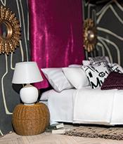 Dollhouse Beautiful_Bedroom designed by Eneia White Thumbnail