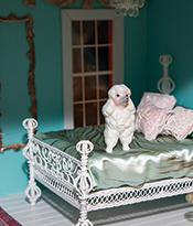 Dollhouse Beautiful_Bedroom designed by Sasha Bikoff Thumbnail