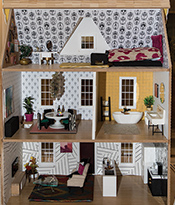 Dollhouse Beautiful_Designed by Kelly Finley Thumbnail