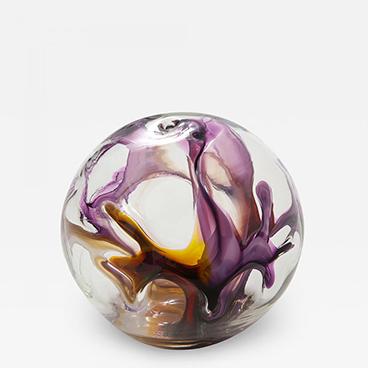 13_Peter Bramhall Peter Bramhall Glass Sculpture