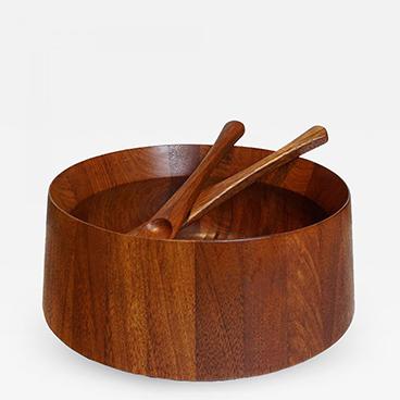 17_Teak Bowl by Jens Quistgaard for Dansk