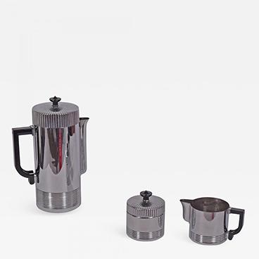 22_Walter Von Nessen Continental Coffee Making Service