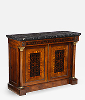 Marble Top Cabinet Thumbnail