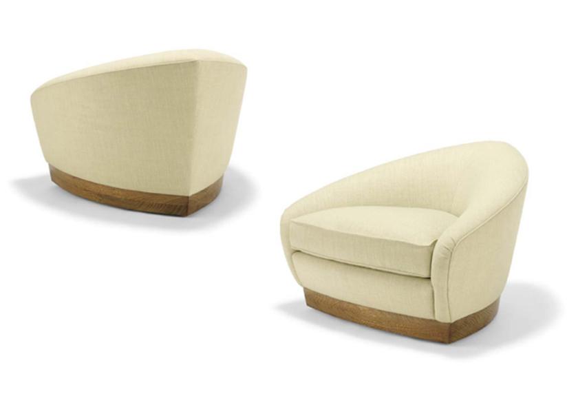 Profiles Strato Swivel Lounge Chair 2
