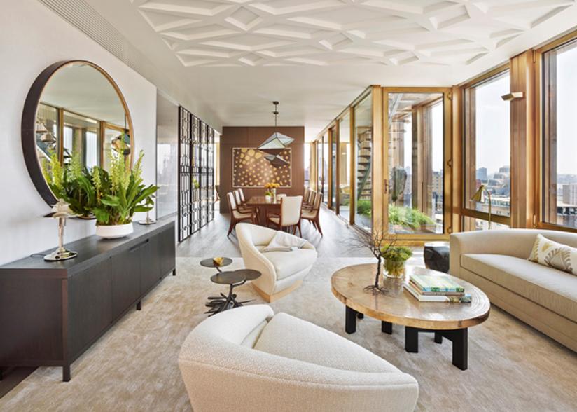 Profiles Strato Swivel Lounge Chair
