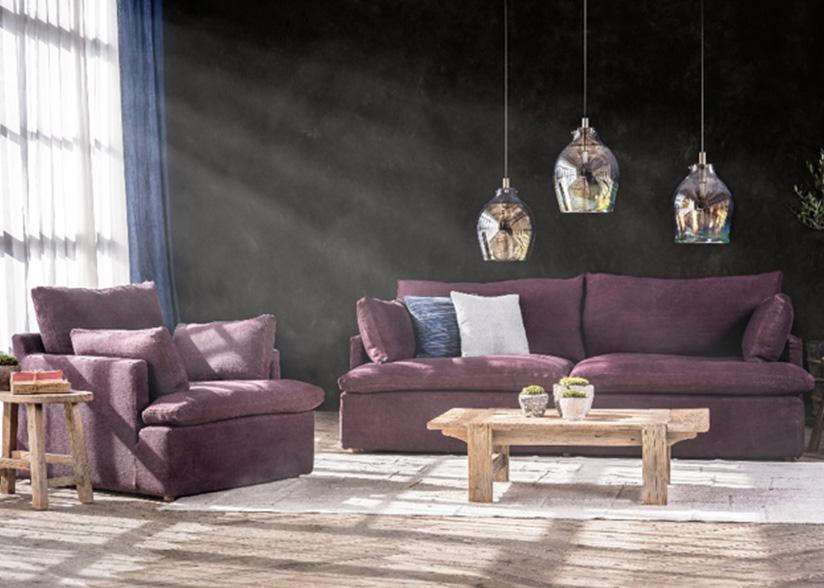 Timothy Oulton Noble Souls Collection Nest Sofa