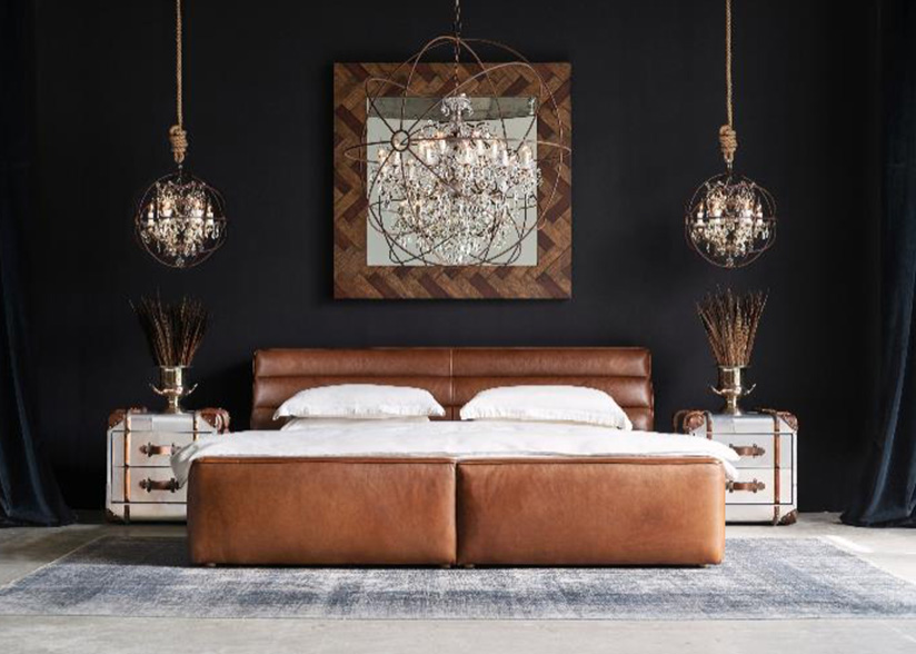 Timothy Oulton Noble Souls Shabby Bed
