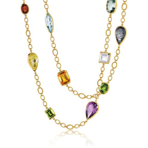 Verdura-Jewelry-Confetti-Necklace-Gold