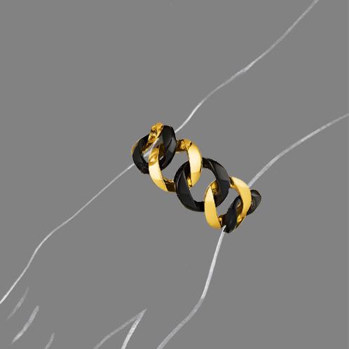 Verdura-Jewelry-Curb-Link-Bracelet-Black-Jade-Scale-Rendering