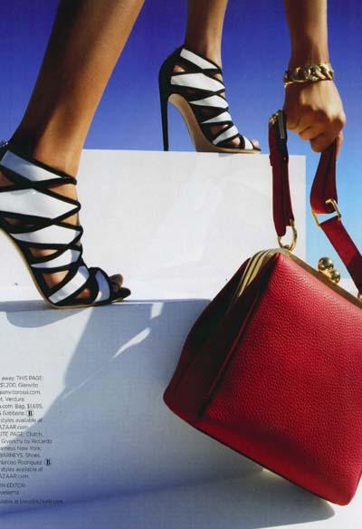 Verdura-Jewelry-Curb-Link-Bracelet-Harpers-Bazaar-August-2013