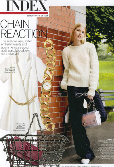 Verdura-Jewelry-Curb-Link-Bracelet-Watch-Vogue-August-2014