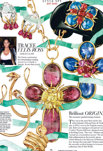 Verdura-Jewelry-Dali-Collection-Town-and Country-December-January-2016