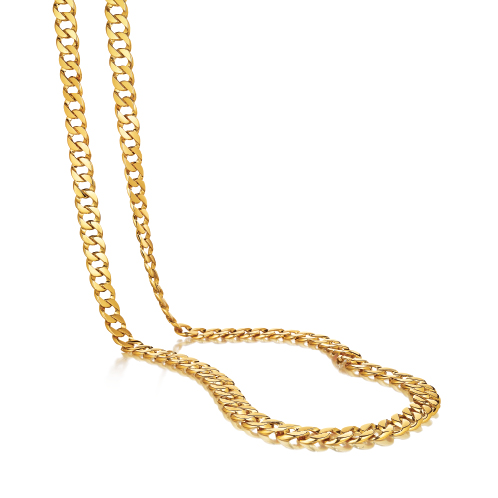 Verdura-Jewelry-Double-Wrap-Curb-Link-Necklace-Gold