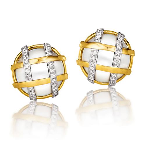 Verdura-Jewelry-Duchess-Earclips-Pearl-Gold-Diamond