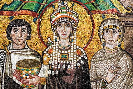 Verdura-Jewelry-Empress-Theodora-San-Vitale-Ravenna-Landscape