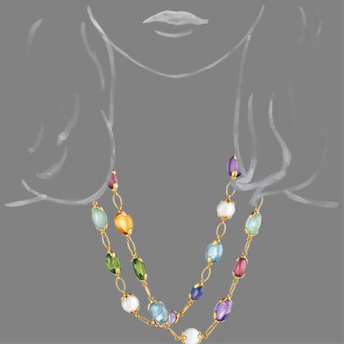 Verdura-Jewelry-Fulco-Necklace-Scale-Rendering