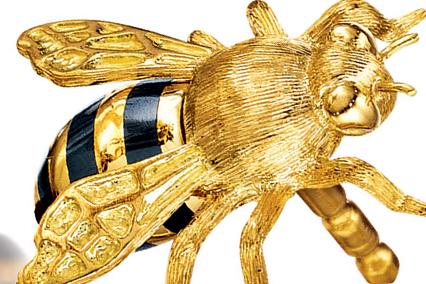 Verdura-Jewelry-Honeybee-Earing