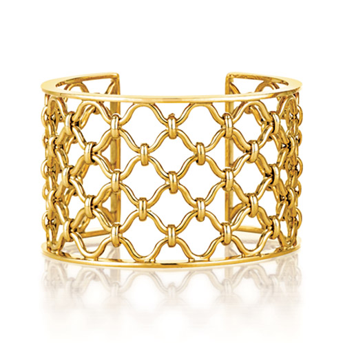 Verdura-Jewelry-Kensington-Cuff-Gold