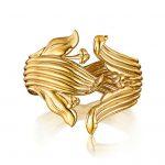 Verdura-Jewelry-Lily-Bracelet-Gold-150x150