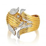 Verdura-Jewelry-Lily-Bracelet-Gold-and-Diamond-1-150x150
