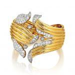 Verdura-Jewelry-Lily-Bracelet-Gold-and-Diamond-1-150x150