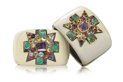 Verdura-Jewelry-Maltese-Cross-Cuffs-Chanel-Circa-1935-Landscape