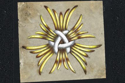 Verdura-Jewelry-Ray-Brooch-Sketch