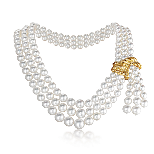 Verdura-Jewelry-Scarf-Necklace-Pearl-Gold