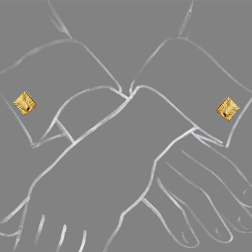 Verdura-Jewelry-Square-Shell-Cufflinks-Scale-Rendering
