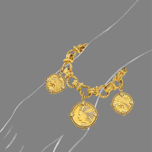 Verdura-Jewelry-Twenty-Buck-Bracelet-Scale-Rendering