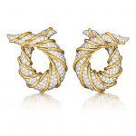 Verdura-Jewelry-Twisted-Horn-Earclips-Gold-Platinum-Diamond-150x150