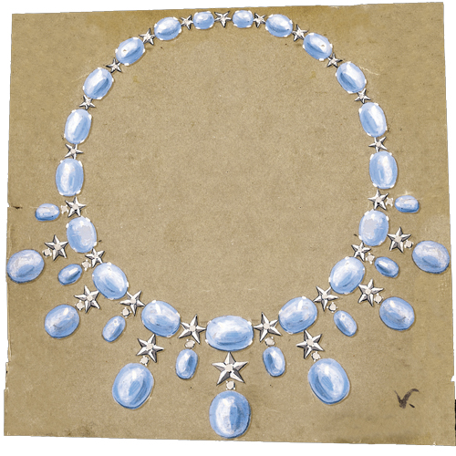 Verdura-Jewelry-Stardust-Necklace-Sketch-full-size