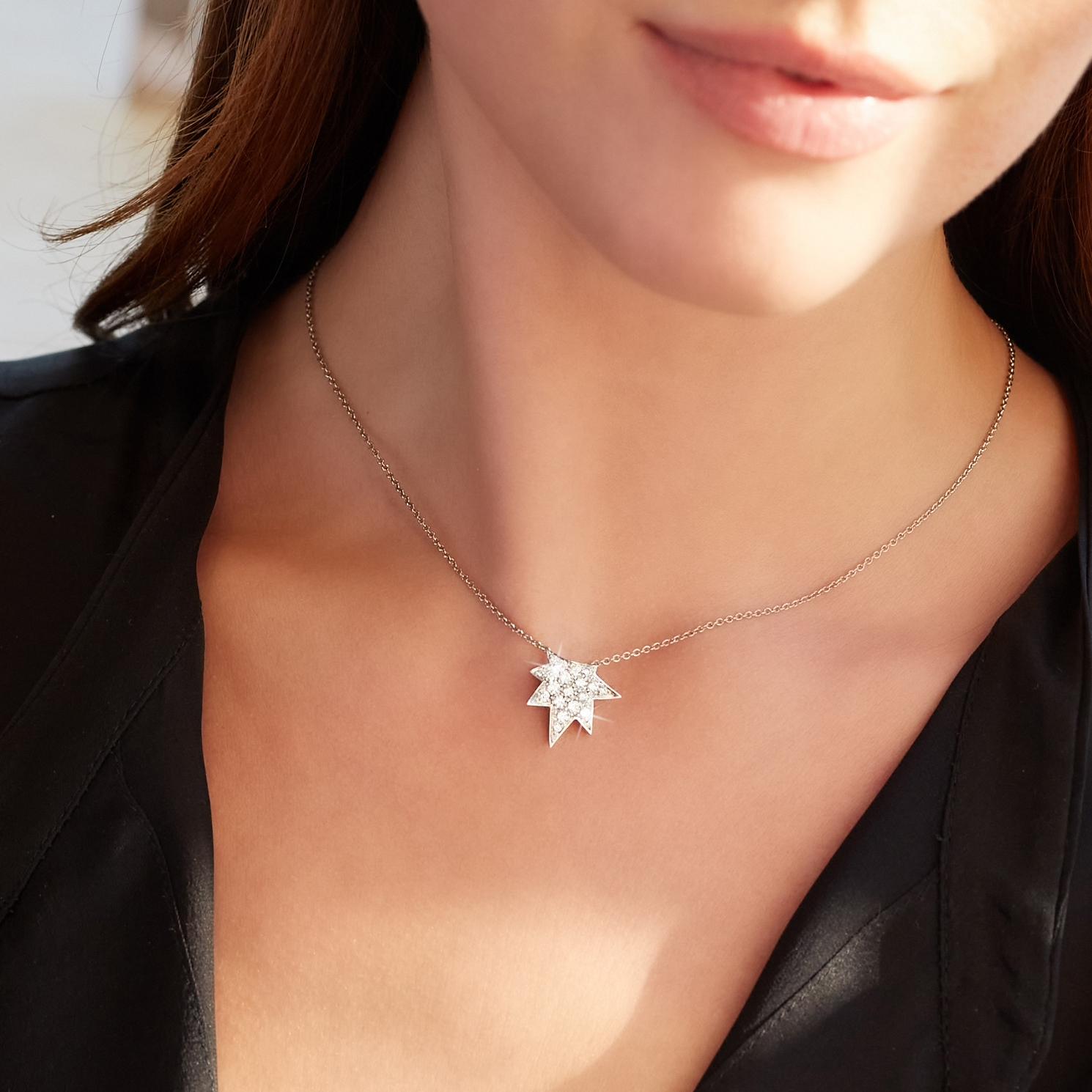 Stardust Pendant Necklace