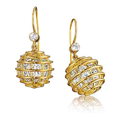 Verdura-Jewelry-Caged-Drop Earrings-Gold-Rock-Crystal-2018