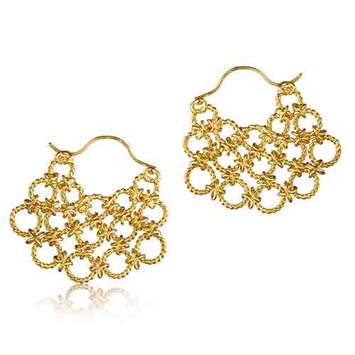 Verdura-Jewelry-Lace-Fan-Earrings-Gold-2018