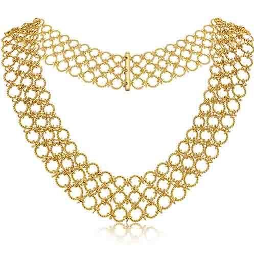 Verdura-Jewelry-Lace-Necklace-3-Row-Gold-2018