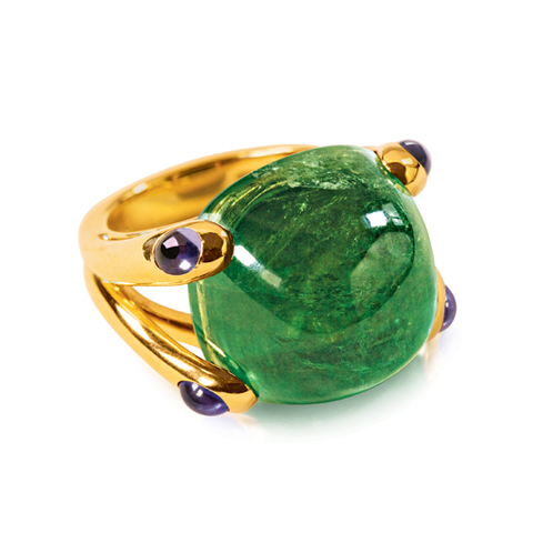 Verdura-Jewelry-Candy-Ring-Tourmaline-Tanzanite2