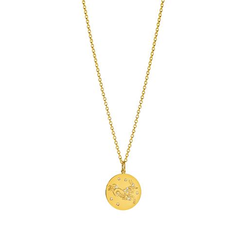 Verdura-Jewelry-Zodiac-Pendant-Necklace-Capricorn-Gold-Diamond2